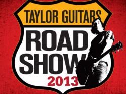 Taylor Roadshow 2013 zu Gast bei Six + Four
