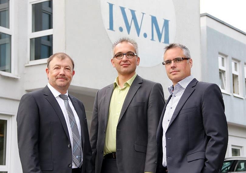 Vorstand der IWM-Software-AG