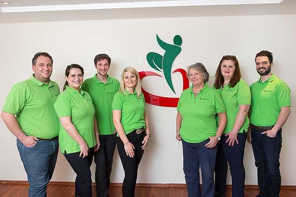 Pflegeherzen-Team