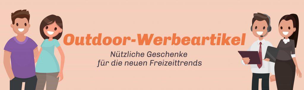 Outdoor Werbeartikel